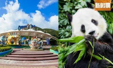海洋公園重開!推出港人限定優惠 $498無限次入場證+門票65折+$100現金券 香港好去處