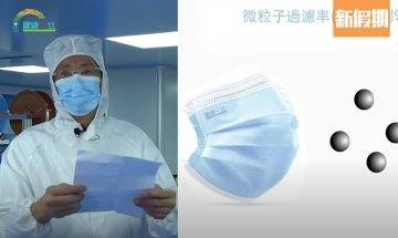 網購香港製造「健康彩旦」口罩 即日起發售 每盒$100限量11,000盒!達歐盟Type2標準 BFE>99%,PFE>98% 即睇購買詳情|購物優惠情報