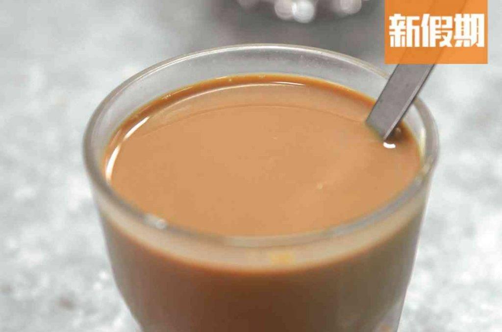 茶味鮮明清香。