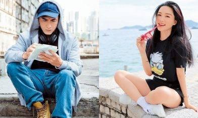 46歲馬國明嘗初戀滋味   與湯洛雯高調情侶裝放閃