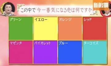 8種顏色看穿你內心深層慾望!日本超準心理測驗 揭露目前心理狀態|好生活百科
