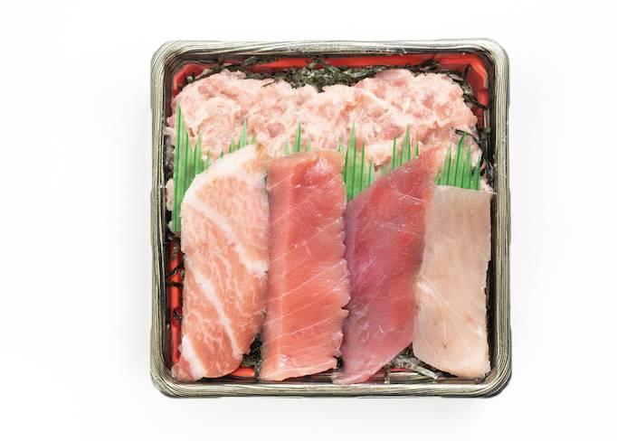 極上呑拿魚散壽司 0