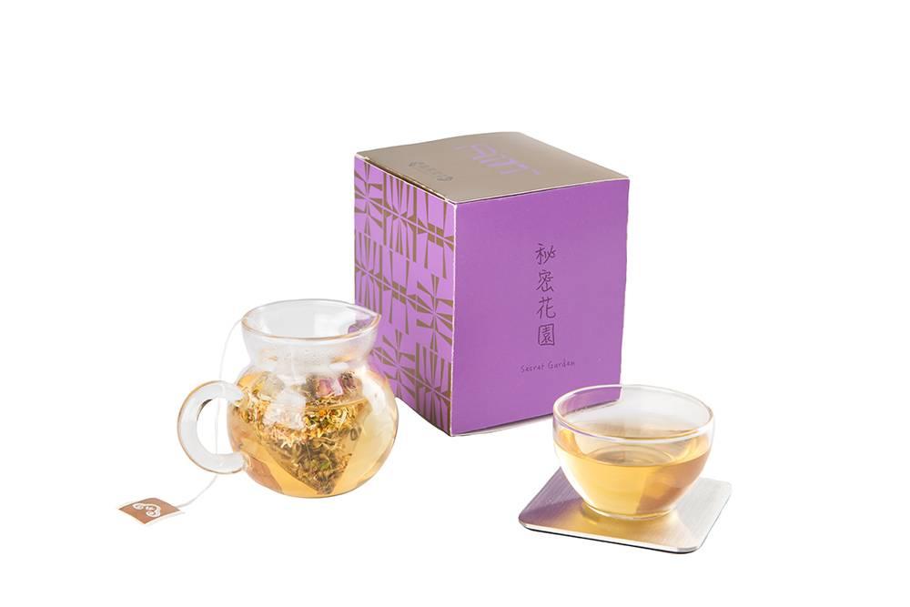 【限時秒殺 12點攞著數】福茗堂茶莊送出秘密花園茶包乙盒 |飲食優惠