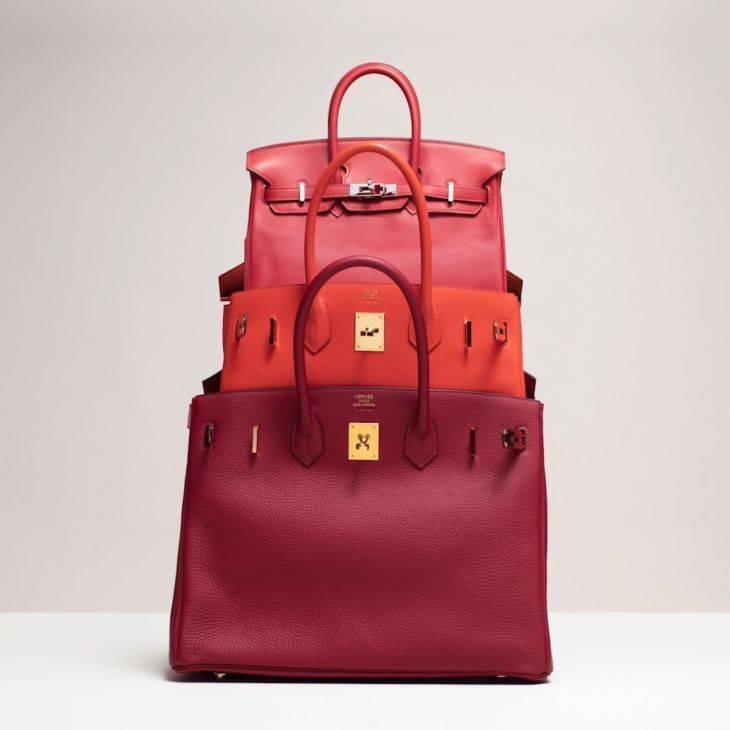 經典名牌手袋之王:Hermès Birkin更是其中最難買的款式。(圖片來源:Hermès官網)