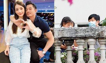 郭富城33歲嫩妻方媛懶湊女  挾天皇之名做網紅玩上癮