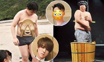 姜濤昔日200磅「死肥仔」變今日男神!個個都是潛力股  圈中肥仔血淚史