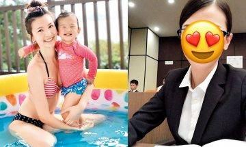 前港姐陳華鑫做親子KOL好過做藝人 「最靚學生妹」變幸福靚媽IG晒幸福