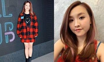 30歲林欣彤終於有新歌晒腿現身宣傳 自爆曾食慾失控靠營養師減磅