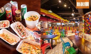 北角和富薈food court美食廣場開幕!摩洛哥風佔地8,000呎 8間食店進駐 必吃原創蛋包飯+麻辣酸菜魚|周末好去處