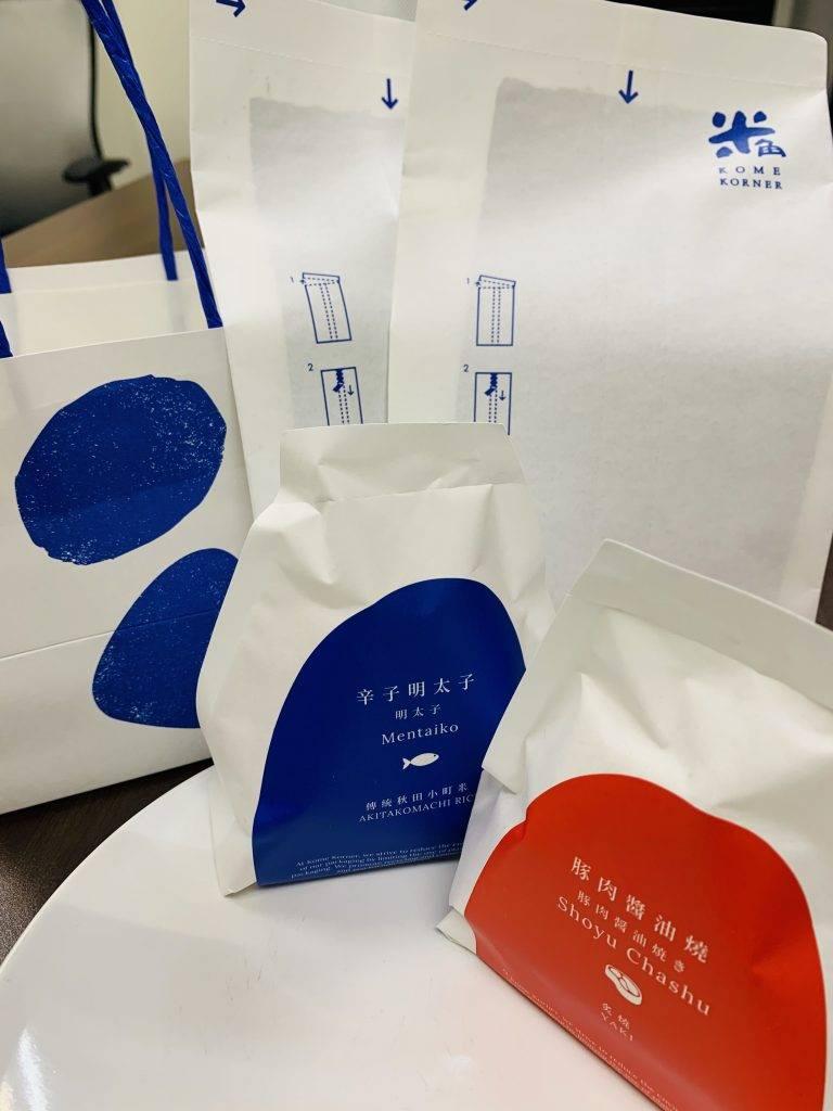包裝簡潔精美,超有日式風味