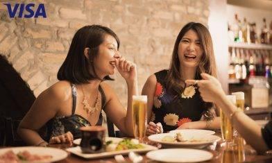 【澳門美食之旅!】食盡中、日、西式人氣餐廳  Visa信用卡尊享低至8折優惠