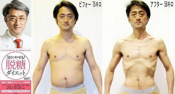 由日本醫師西脇俊二實測斷糖減肥法,只要避免食用含糖食物,即可輕鬆達到減重效果