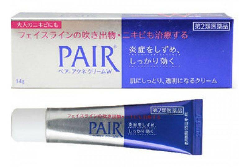 暗瘡膏推薦:獅王PAIR藥用暗瘡膏
