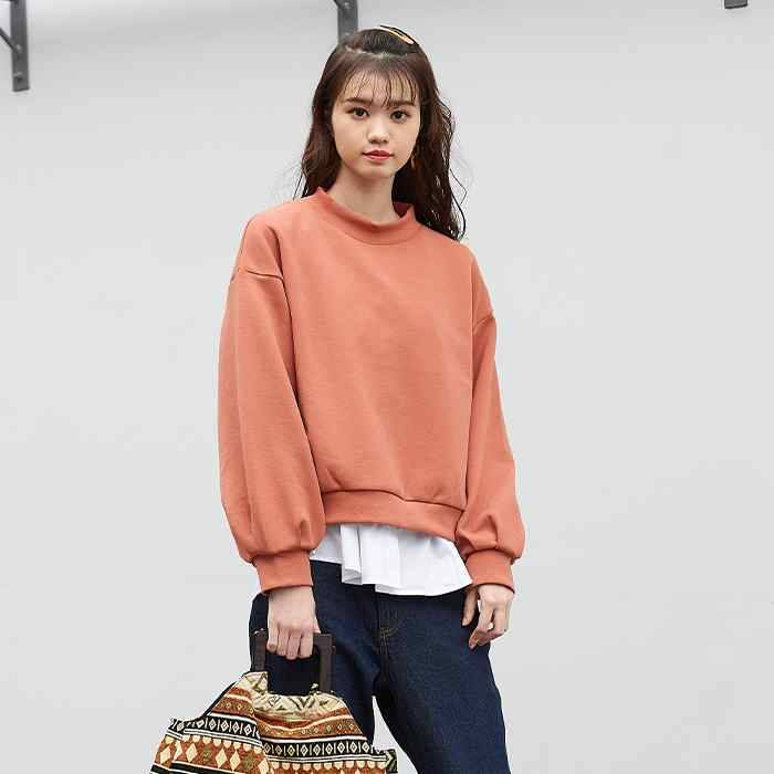 Double Face Pullover 新店獨家優惠 (原價9)