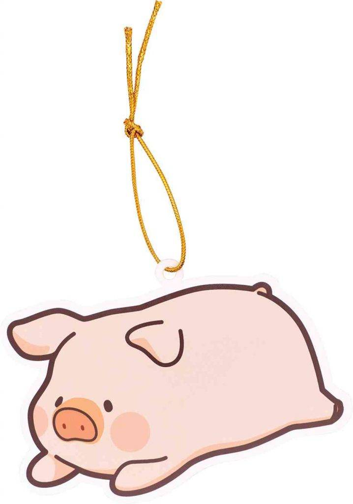 罐頭豬LULU 香薰片