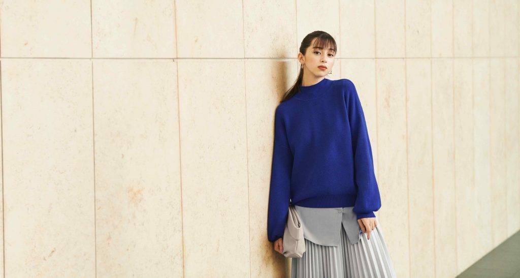 Sweat Look High-neck Sweater 新店獨家優惠 9(原價9)