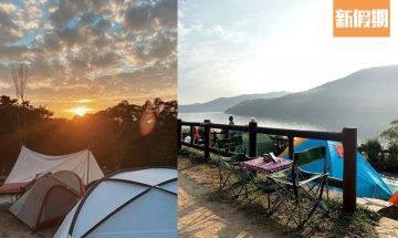 5大露營地點推介懶人包 新手啱用 交通超方便!戶外燒烤+浪漫睇星睇日落+沙灘漫步!|周末好去處