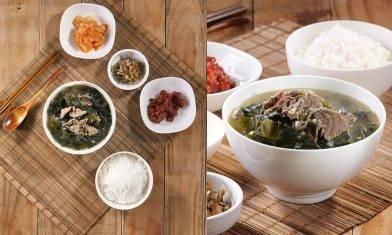 韓國人生日必飲!傳統韓牛海帶湯|懶人廚房