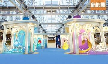 迪士尼公主登陸太古城!4大互動體驗區+期間限定精品店+迪士尼公主主題Café  香港好去處