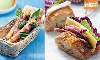 野餐食物推介!9個必備簡易野餐食譜 玫瑰雞翼+芝士麻糬波波+特式三文治|懶人廚房