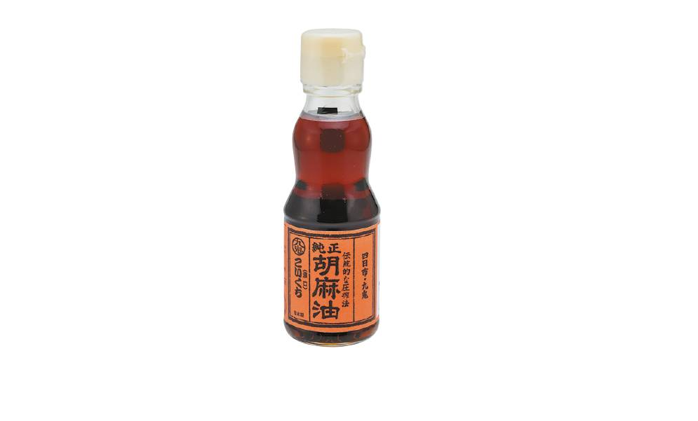 日本九鬼 純正胡麻油 .9/2支(原價.5/1支)