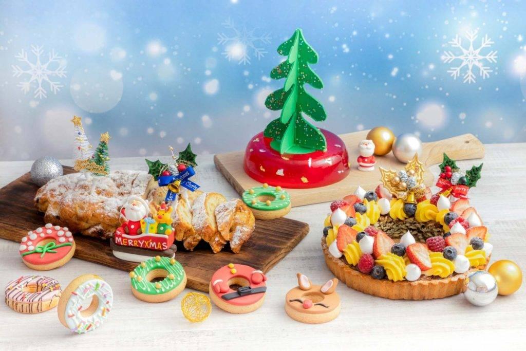 聖誕主題甜品