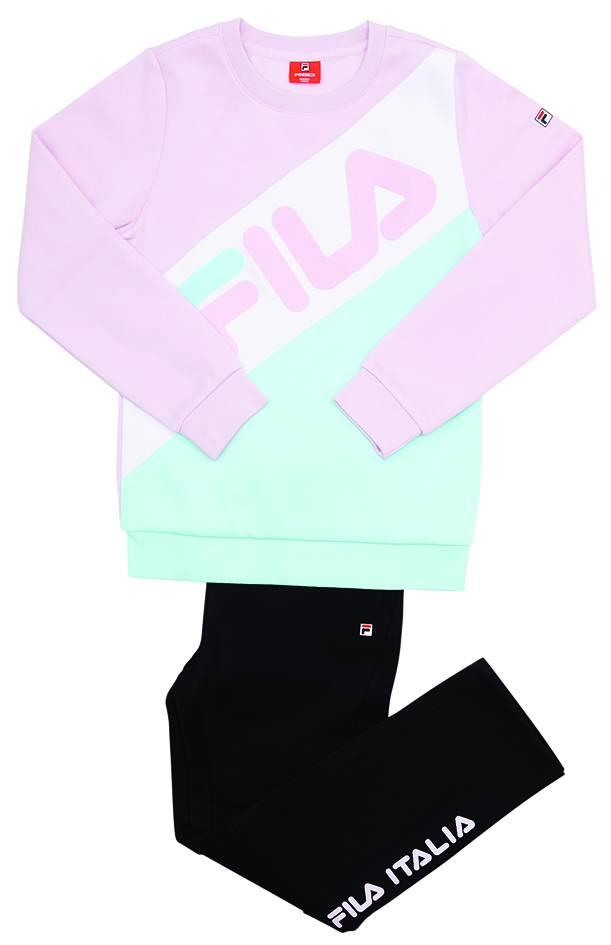 FILA男/女童上衣/運動褲8 - 8(原價0 - 0)