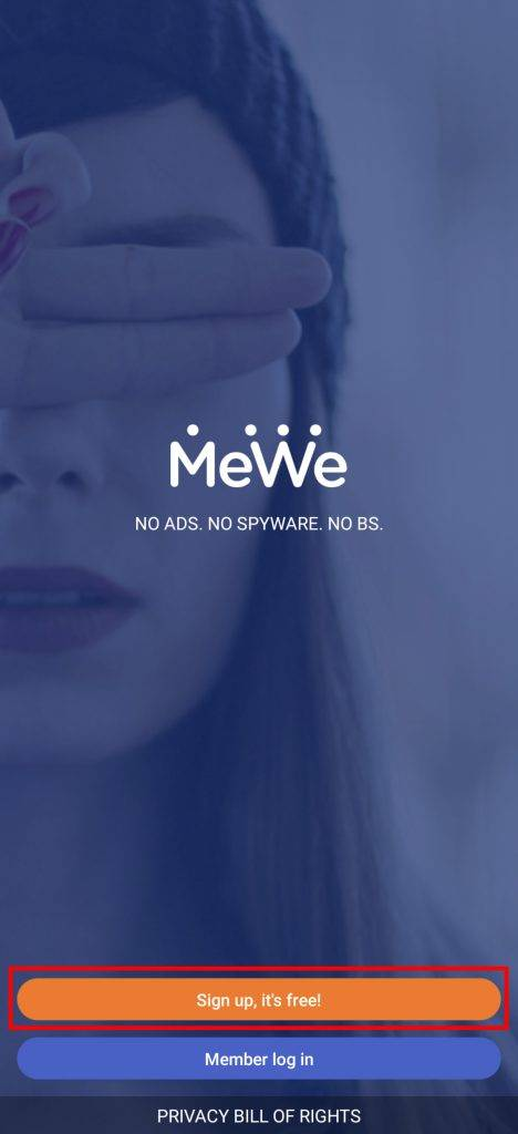 MeWe教學