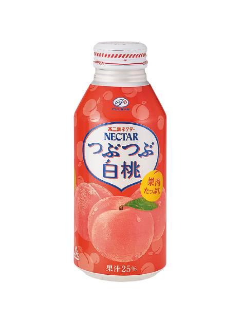 不二家粒粒白桃汁.9/3樽(原價.9/1樽)
