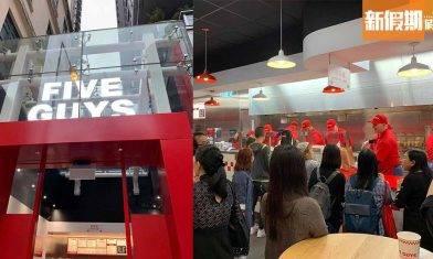 7間不似預期過江龍食店!壽司郎、Five Guys 都上榜  網民:嚟到香港開店點解會難食咗?|網絡熱話