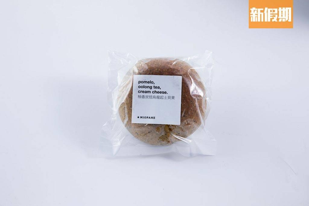 Miopane 柚香炭焙烏龍起士口味 9/4個