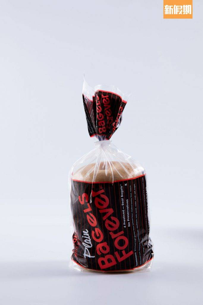 Bagels Forever Plain 口味.9/袋(一田)、.9/ 袋(Sogo)