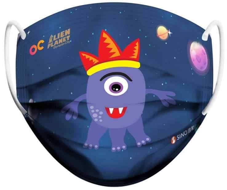 聖誕好去處2020:奧海城 Alien Planet外星人聖誕派對