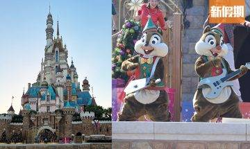 香港迪士尼全新「奇妙夢想城堡」開幕 聖誕夢幻飄雪匯演!迪士尼免費大抽獎送15,000張門票+150份住宿 即睇詳情!|香港好去處