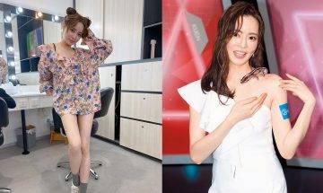 26歲岑日珈主持《娛樂On Air》靠長腿吸睛     曾簽TVB但全年無工開