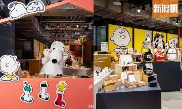 Snoopy X Pinkoi期間限定店登陸南豐紗廠! 大量主題打卡位+過30個手作品牌+逾150款周邊精品|香港好去處