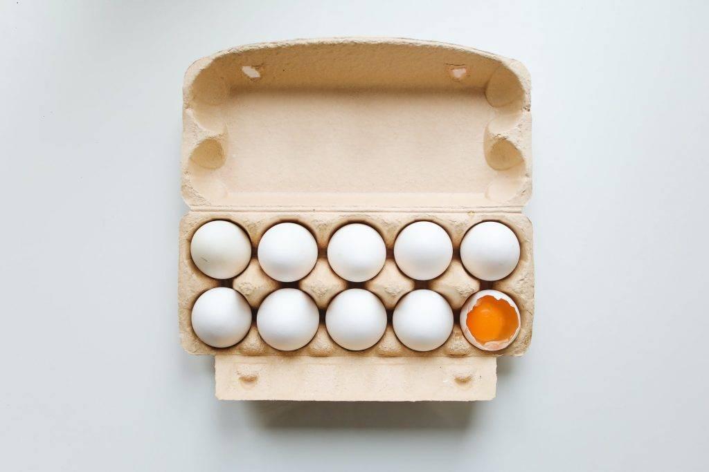 如果整天的蛋白質全由雞蛋來提供,那麼一個正常成年人一天就可以吃10-17隻雞蛋。