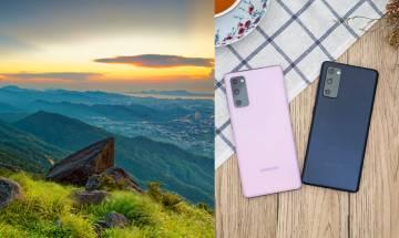 【行山玩樂影相必備】2020年度最想擁有!輕旗艦5G手機$5,000有找   Samsung Galaxy S20 FE 5G — 6大亮點開箱