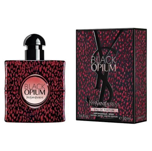 YSL節日限量版Black Opium香水 HK0/50ml