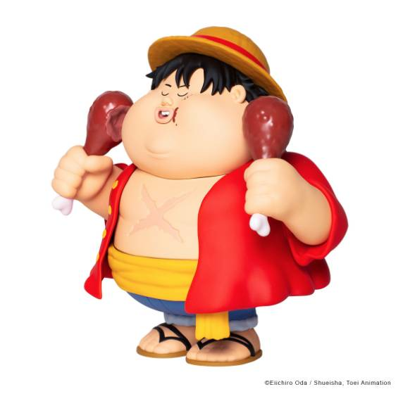 ONE PIECE BUSTERCALL Chunky Monkey.D.Luffy 0