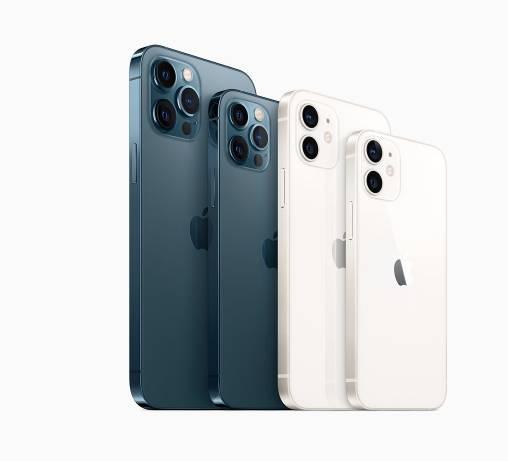 Apple iPhone 12系列