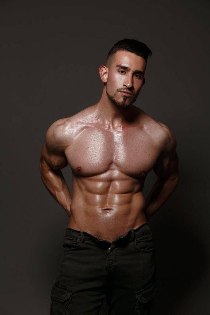 人體全身的肌肉大約有639塊。(圖片來源:pexels.com)