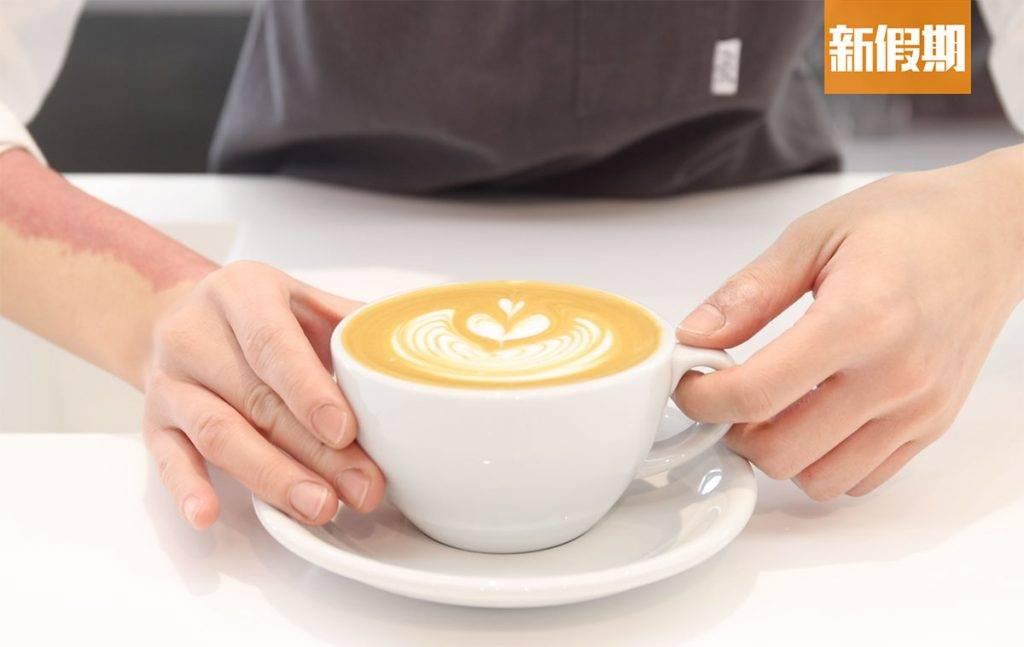 當然都有奶啡選擇。
