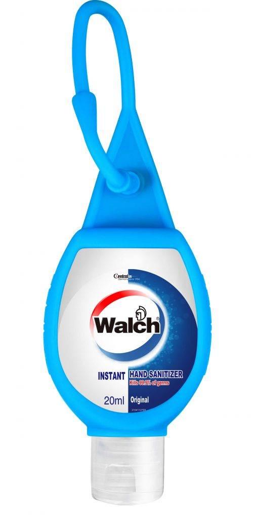 換領日期:  (2月2日至2月18日)威露士免洗搓手液 20ml (原味) +  威露士消毒濕紙巾10片裝