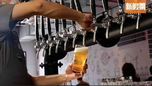 經常飲酒會令患大腸癌機率高約1.5倍。(圖片來源:新假期編輯部)