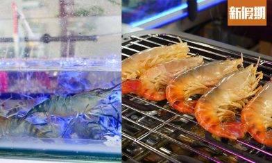 流水蝦放題「泰夯蝦」再開分店!進駐荃灣 佔地6,000呎 7折優惠+任食2.5小時 燒生蠔/美國牛/30款BBQ食物|自助餐我要