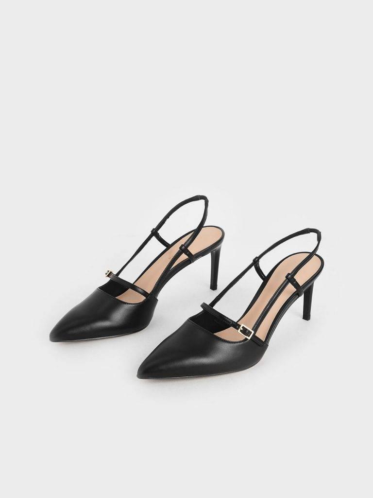 尖頭瑪莉珍鞋(2色可選)原價:9 特價:9