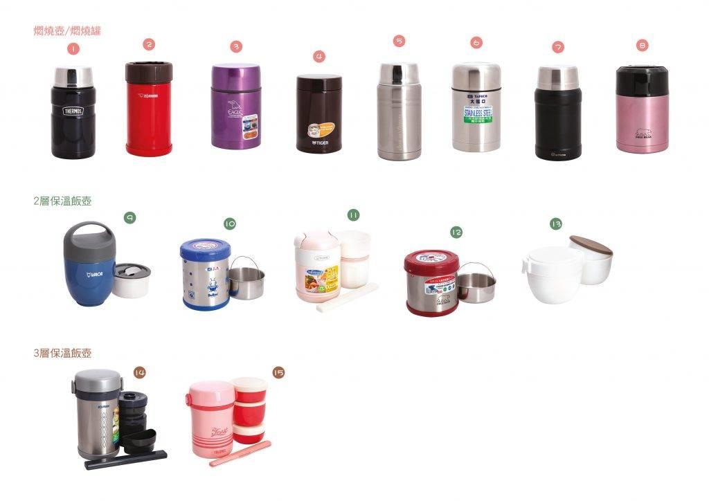 消委會燜燒壺測試 燜燒壺保溫效能勁過保溫飯壺 0質素勝9 食是食非