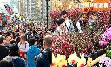 年宵巿場2021 全部取消!政府宣佈:今年15個農曆年宵巿場+沙田車公誕新春巿場 或改公屋賣花|時事熱話
