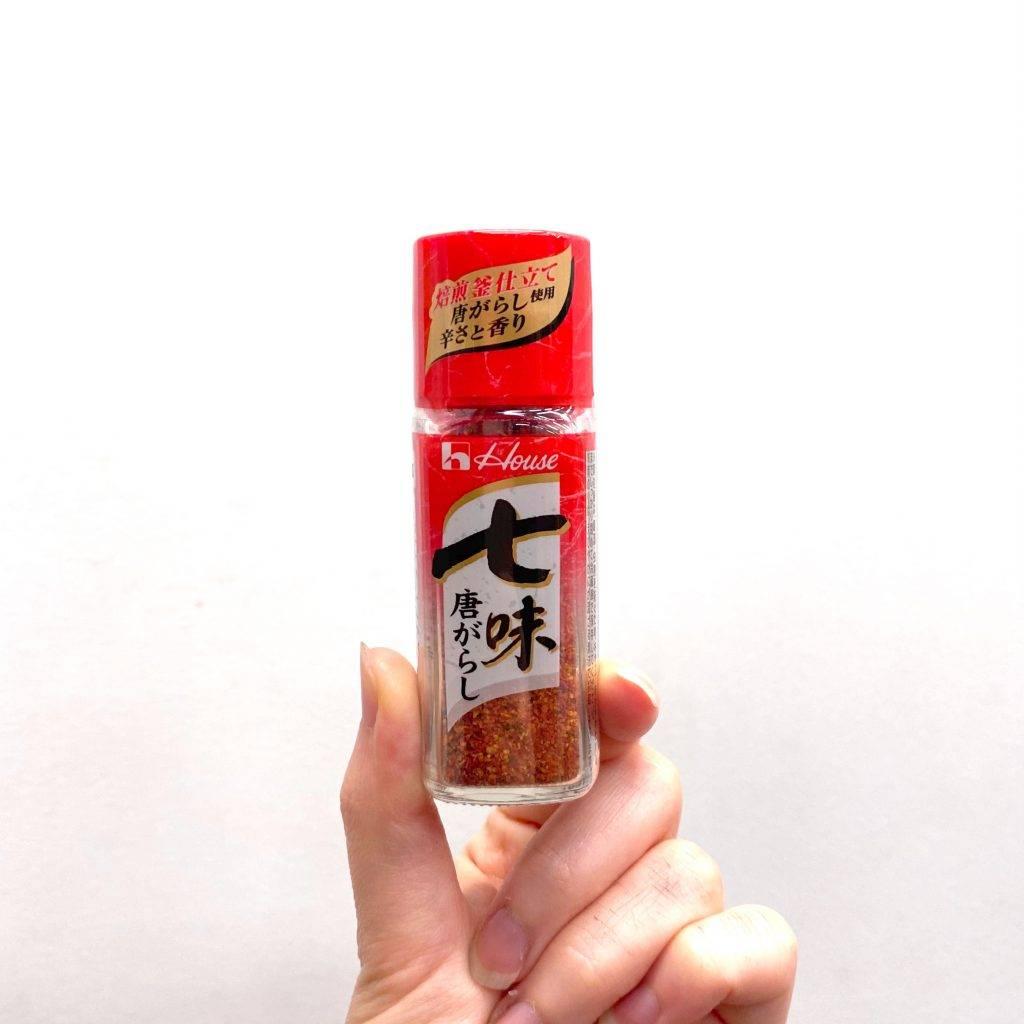 好侍七味粉 17kcal;2.6mg鈉/茶匙